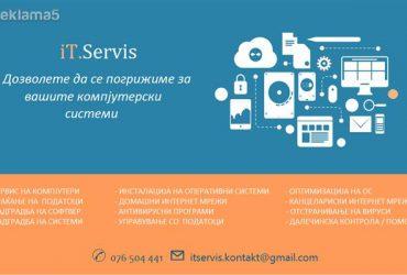Servis za kompjuteri – iT – Servis