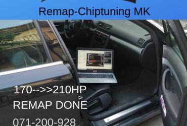Remap-Chiptuning egr ,dpf, maf OFF