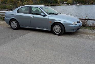 Продавам алфа ромео 156 редизајн може и замена за помала кола