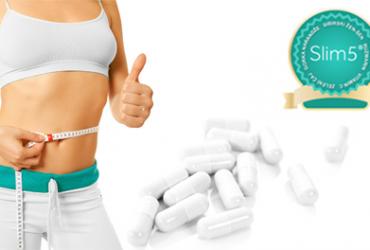 Slim5,најдобар природен препарат за слабеење
