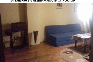 Се издава двособен стан во Тафталиџе