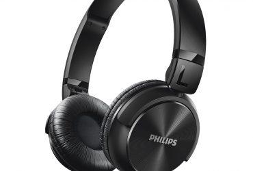 Слушалки PHILIPS SHL3160BK/00, црни