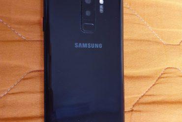 Samsung Galaxy S9+ Neverlock Black Usa