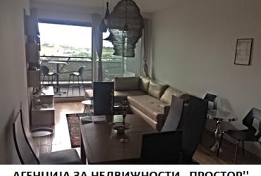 Се Издава Трособен стан во Карпош