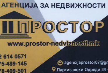 Се издава куќа во Општина Центар
