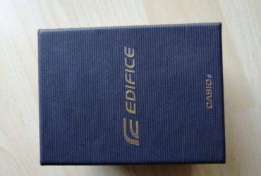 Casio, edifice