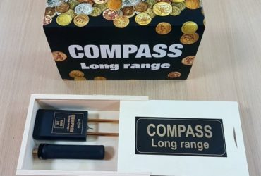 COMPAS LONG RANGE  GOLD DETECTOR