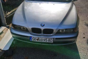 BMW 525TDS 1996 277000 km