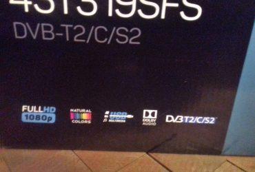 Prodavam nov tv TESLA