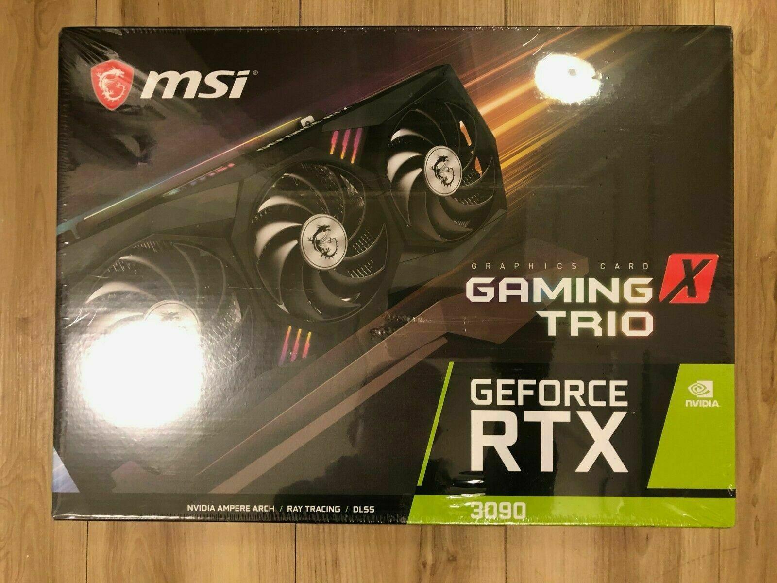 For sale RTX 3080ti / 3080 / 3070/3090 / 3070ti