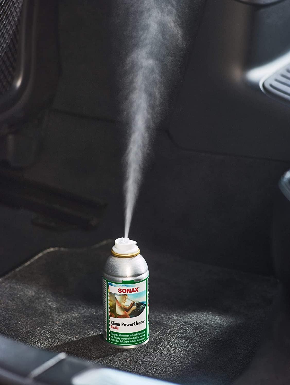 SONAX -Чистач на авто клима (ПРОБИОТСКИ)